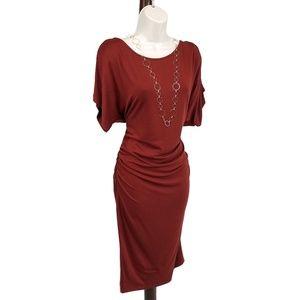 NWT JustFab wiggle dress